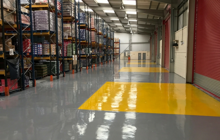 Industrial Floor Coatings – Making the best choice