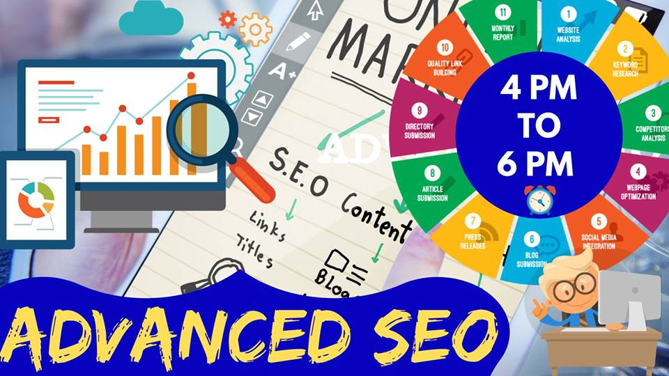 What are the Principles of Advanced SEO?